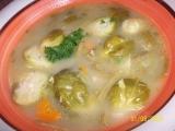 Polévka z růžičkové kapusty a zelených fazolek recept  TopRecepty ...