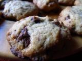 Čokoládové cookies s pistáciemi recept