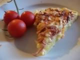 Bramborová pizza recept