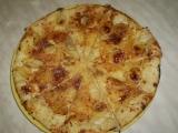 Banánová sladká pizza recept
