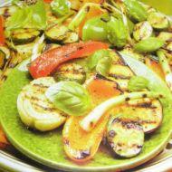 Opékaná zelenina recept