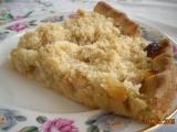 Rebarborový koláč se strouhankou recept