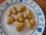 Sýrovo-vločkové keksy recept