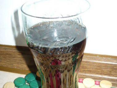 Domácí Coca cola