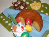 Jablečná hrnková bábovka recept