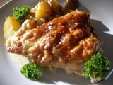 Sýrové kuře recept