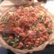 Zeleninová křidélka recept