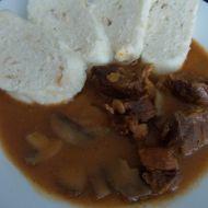 Kapucínský guláš recept