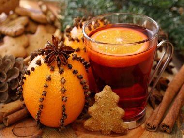 Pomerančový punč dle Suchých