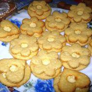 Kokosové cukroví s kokosovým krémem recept
