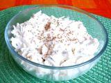 Kedlubnový salát s ementálem recept