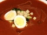 Gaspacho  vychlazená španělská polévka recept