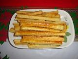 Sezamové tyčinky recept