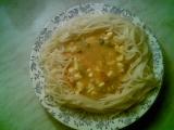 Kari omáčka z vepřové konzervy ke špagetám recept