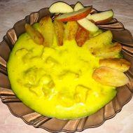 Kuřecí kari s jablky recept