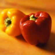 Papriky plněné strouhankou recept