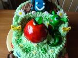 Dětský dort pro dvojčata recept