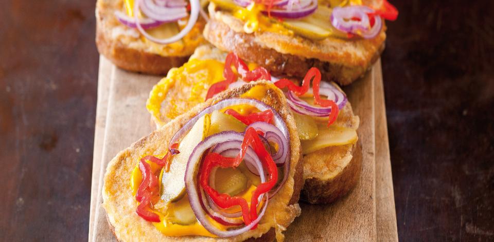 Smaženky  chleby ve vajíčku