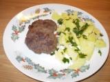 Biftečky z mletého masa recept