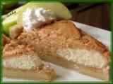 Listový jablkový koláč se zakysankou recept