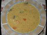 Zeleninová polévka krémová recept