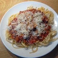 Boloňské špagety s mletým masem recept