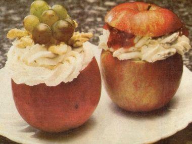 Plněná jablka  dia 19,7 S