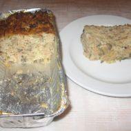 Sekaná s celerem a křenem recept