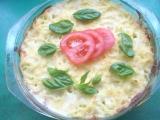 Zapečené makaróny se sýrem a rajčaty recept