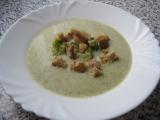 Brokolicový krém s bílým jogurtem recept