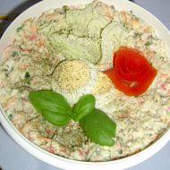 Krabí salátová pomazánka recept