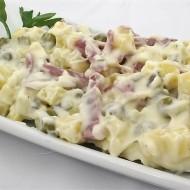 Vlašský salát podle Richarda Nováka recept