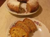 Jablečná bábovka se skořicí recept