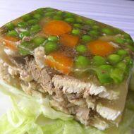 Kuřecí maso v aspiku recept