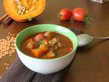 Polévka devatero koření s červenou čočkou recept
