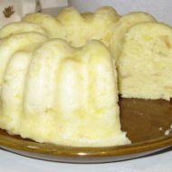 Domácí knedlík v bábovkové formě recept