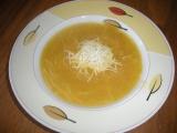 Jemná zeleninová polévka recept