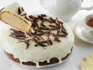 Recept Čokoládový dort z bílé čokolády