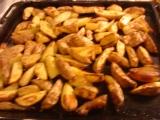 Pečené brambory v troubě recept