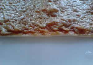 Super tenké těsto na pizzu