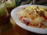 Sladkokyselý vitaminový salát recept