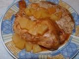 Kuřecí na šípkové marmeládě a s ananasem recept