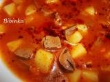Dobrá srdcová polévka recept