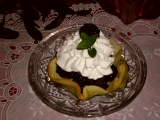 Vafle s lesním ovocem recept