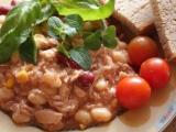 Fazolovo-tuňákový salát recept