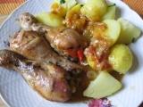 Kuře ala Bombay recept
