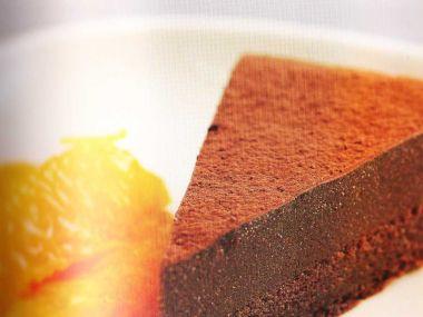 Rumový pudinkový dort