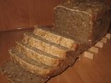Slunečnicový kváskový chléb recept