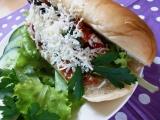 Zeleninový hotdog recept