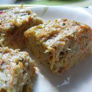 Vegetariánský zeleninový nákyp recept
